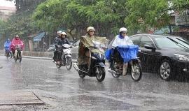Dự báo thời tiết 18/7: Hà Nội nắng nóng đỉnh điểm, vùng núi Bắc Bộ mưa dông