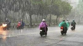 Dự báo thời tiết hôm nay (21/7): Mưa dông xuất hiện trên cả nước