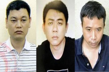 Nhóm cán bộ UBND TP Hà Nội bị khởi tố, bắt giam vì vụ Nhật Cường