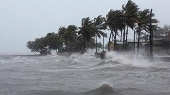 Tin khẩn cấp bão số 2 Sinlaku: Hướng vào Thái Bình đến Nghệ An