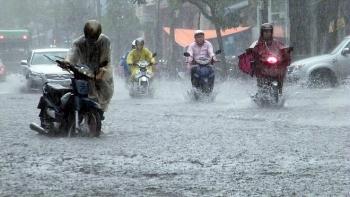 Dự báo thời tiết ngày 6/8: Mưa lớn ở hầu khắp các tỉnh thành