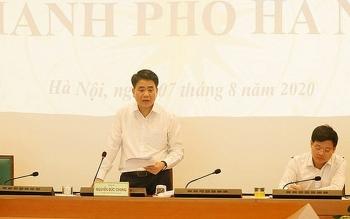 Chủ tịch Hà Nội yêu cầu xử phạt người không đeo khẩu trang
