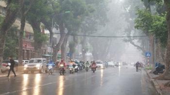 Dự báo thời tiết 13/8: Mưa dông ở hầu hết các tỉnh thành