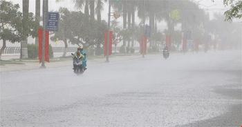 Miền Trung có nguy cơ cao mưa lớn dài ngày và ngập lụt
