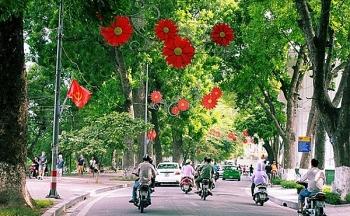 Bản tin thời tiết ngày 21/8: Hà Nội và khu vực Bắc Bộ đã bắt đầu hửng nắng