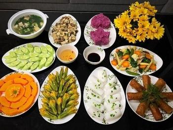 Vu Lan 2020: 5 nguyên tắc cần nhớ khi ăn chay