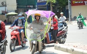 Bản tin dự báo thời tiết 25/8: Trung Bộ nắng nóng diện rộng, chỉ số tia UV gây hại