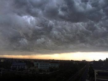 Bản tin dự báo thời tiết 29/8: Bắc Bộ giảm nhiệt, xuất hiện mưa dông nhiều nơi