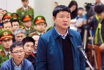 Ông Đinh La Thăng bị đề nghị truy tố trong vụ thất thoát 725 tỷ đồng