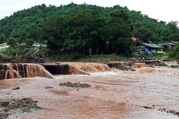 Lượng mưa có thể lên đến 1.000mm, miền Trung nguy cơ đối mặt lũ lụt lớn