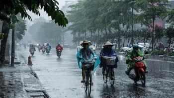 Thời tiết 13/9: Bắc Bộ và Hà Nội ngày nắng, chiều tối mưa dông với lượng mưa lớn