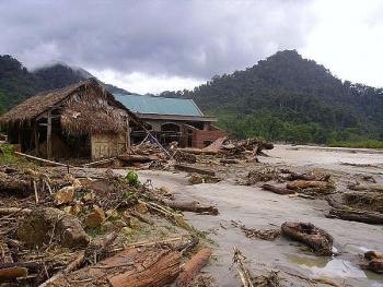 Thời tiết 14/9: Nguy cơ xảy ra lũ quét, sạt lở đất ở Nghệ An