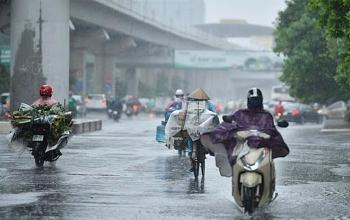Thời tiết 15/9: Hà Nội và Bắc Bộ đêm có mưa dông