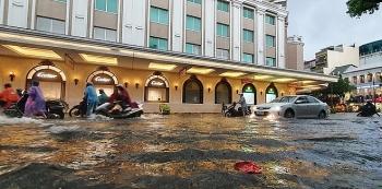 Thời tiết 20/9: Cảnh báo ngập lụt tại Hà Nội và một số tỉnh ở Bắc Bộ