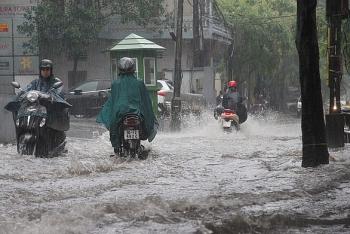 Thời tiết 10 ngày tới (20/9 - 30/9): Bắc Bộ mưa dông, Trung Bộ hửng nắng từ ngày mai