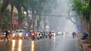 Thời tiết 23/9: Không khí lạnh tăng cường, Bắc Bộ mưa nhiều ngày liên tiếp