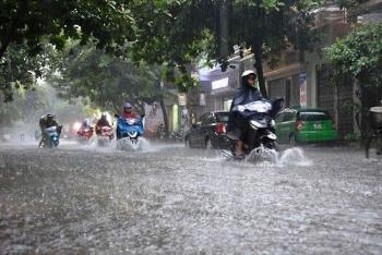 Thời tiết 24/9: Hà Nội và Bắc Bộ mưa dông, đề phòng lốc sét