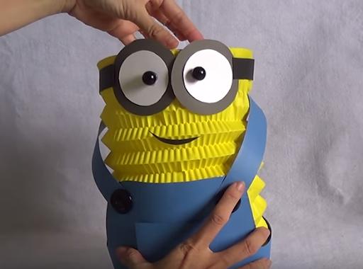 Những món đồ chơi trung thu handmade khiến trẻ em thích thú