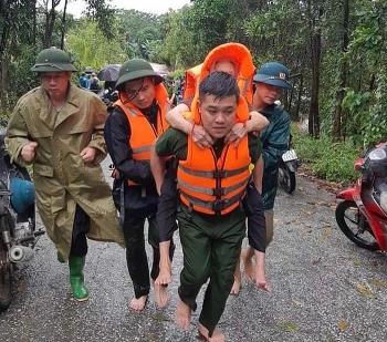 Phú Thọ: Mưa lớn, sạt lở đất 9 người thương vong