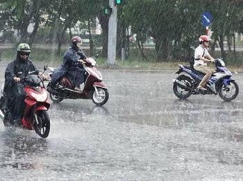 Thời tiết 29/9: Nguy cơ sạt lở đất tại các tỉnh miền Trung