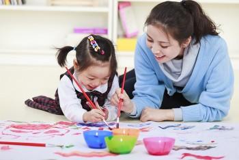 Cách tổ chức Trung thu tại nhà cho bé vui vẻ, an toàn mùa dịch