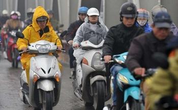 Thời tiết 7/10: Không khí lạnh gây mưa lớn ở Hà Nội và các tỉnh Bắc Bộ