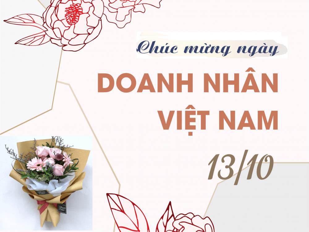 Những lời chúc ý nghĩa nhất ngày Doanh nhân Việt Nam 13/10