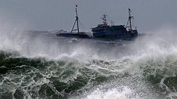 Áp thấp nhiệt đới gió giật cấp 9, có khả năng mạnh lên thành bão số 7