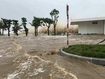 Diễn biến bão số 9 (bão Molave): Tiến vào biển Đông bão tăng cấp