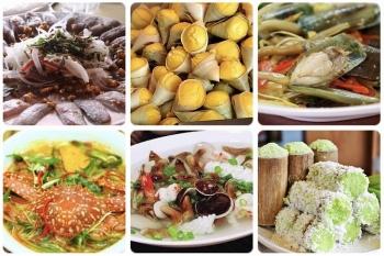 Ăn khi khi đi du lịch Kiên Giang?
