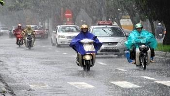 Thời tiết 2/11: Không khí lạnh tăng cường Bắc Bộ, mưa nhiều nơi