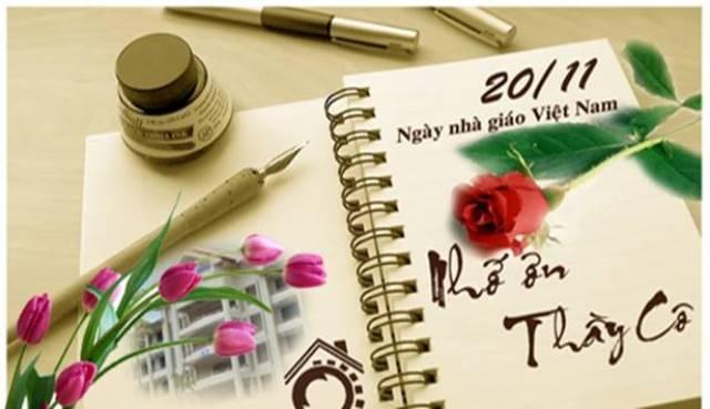 Những lời chúc ý nghĩa dành cho thầy cô nhân ngày nhà giáo Việt Nam 20/11