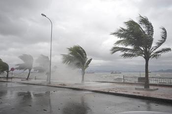 Diễn biến mới áp thấp nhiệt đới: Chiều nay đã đi vào biển Đông