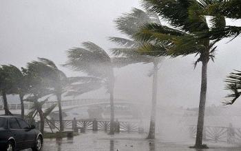 Diễn biến mới bão số 13: Cách Hoàng Sa 410km, gió vẫn giật cấp 15
