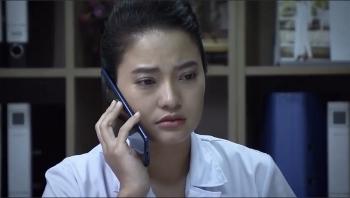 Lửa ấm - Tập 35 (tối 18/11): Thủy chết lặng khi nghe tin Minh có con riêng với Ngọc