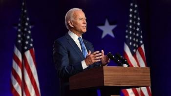 Đối mặt với đại dịch COVID-19, ông Joe Biden cam kết không đóng cửa nền kinh tế Mỹ