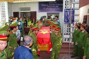 Bắt giam 4 bị can liên quan đến vụ đại úy công an ở Hà Nam hi sinh