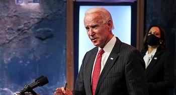 Ông Joe Biden không loại trừ khả năng nộp đơn kiện đội ngũ Tổng thống Trump
