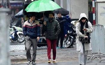 Không khí lạnh tràn về, miền Bắc trở lạnh từ ngày mai 23/11
