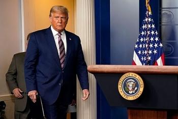 Phe ông Trump yêu cầu kiểm phiếu lại một lần nữa ở bang Georgia