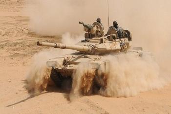 Syria: Quân đội sắp mở chiến dịch quy mô lớn hủy diệt IS
