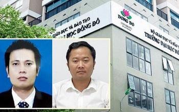 Lãnh đạo trường Đại học Đông Đô bị đề nghị truy tố