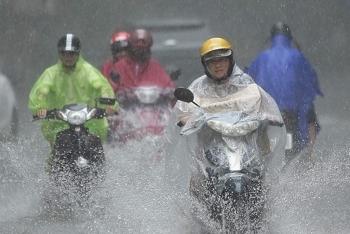 Thời tiết 28/11: Không khí lạnh gây mưa cực lớn cho Trung Bộ