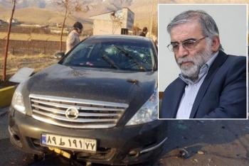 Liên Hợp Quốc kêu gọi các bên kiềm chế sau vụ nhà khoa học hạt nhân hàng đầu Iran bị ám sát