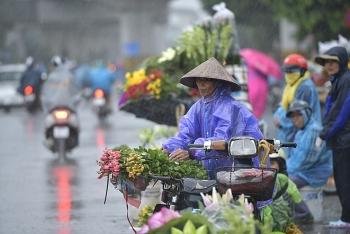 Thời tiết 29/11: Bắc Bộ mưa rét, Nam Bộ mưa dông nhiều nơi