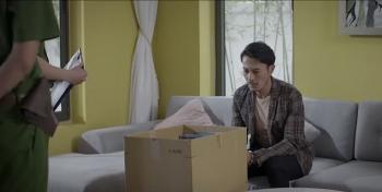Trói buộc yêu thương - Tập 31 (tối 30/11): Khánh bị công an sờ gáy, bà Lan thẳng tay tát con rể