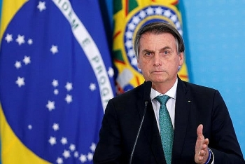 Tổng thống Brazil có nguồn tin tiết lộ rất nhiều gian lận trong bầu cử tổng thống Mỹ