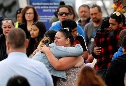 Vụ núi lửa phun trào ở New Zealand: Xác định danh tính các nạn nhân