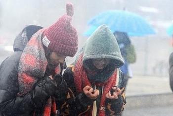 Thời tiết 3/12: Không khí lạnh tăng cường, Bắc Bộ có nơi xuống 5 độ C
