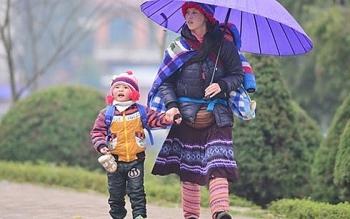 Thời tiết 6/12: Bắc Bộ rét đậm rét hại, Trung Bộ có mưa